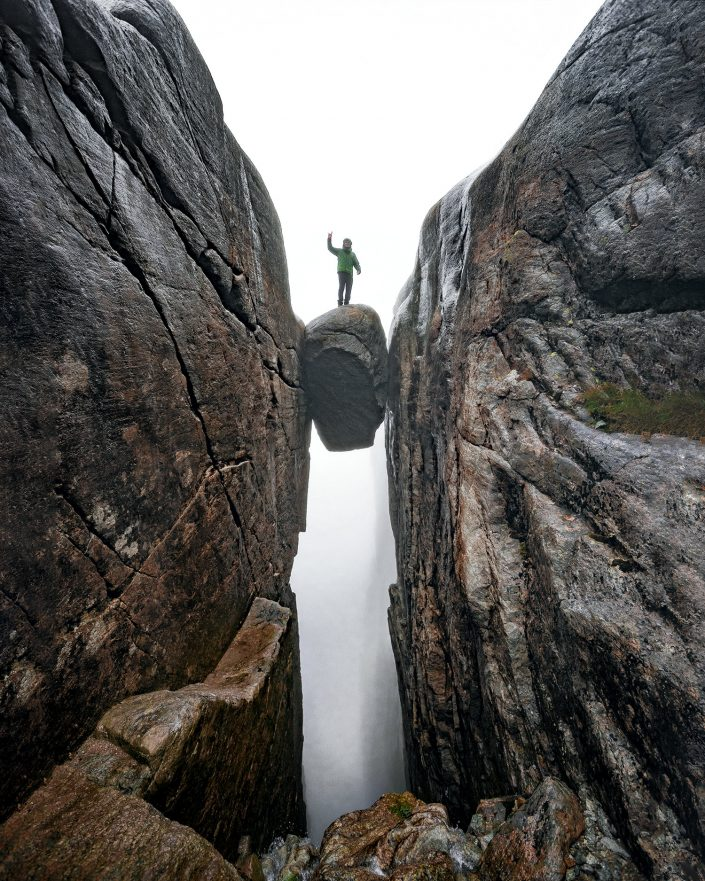 Kjerag Stone Norway