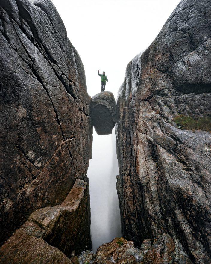 Kjerag Stone Norway