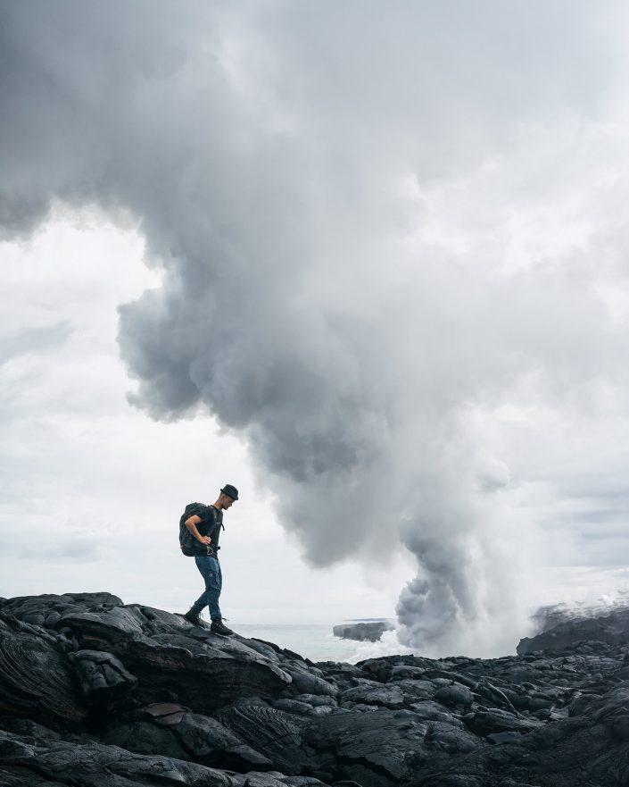 Vulcano, Hawaii