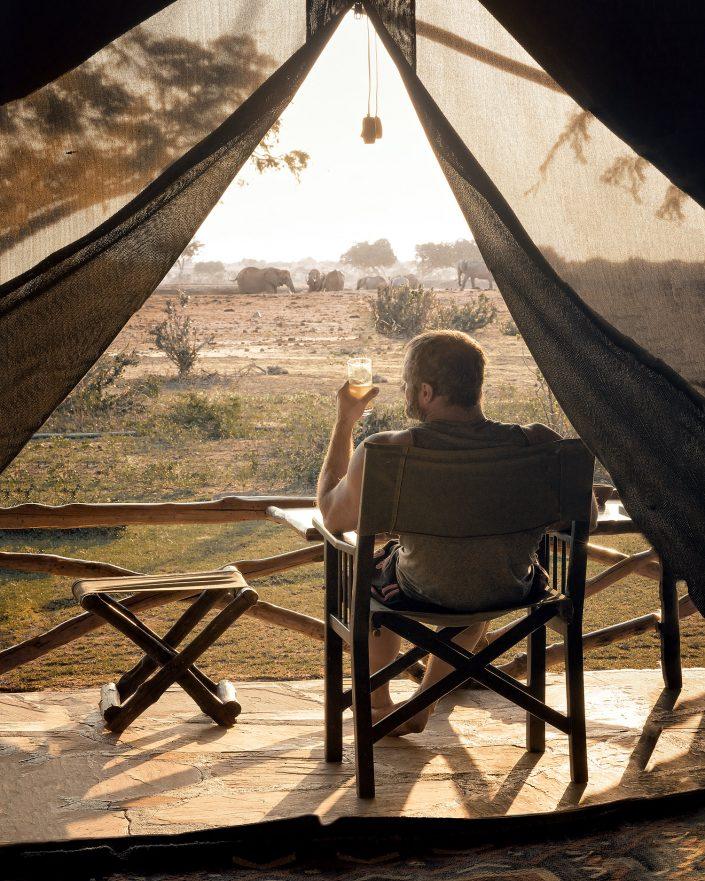 Safari Lodge, Kenya