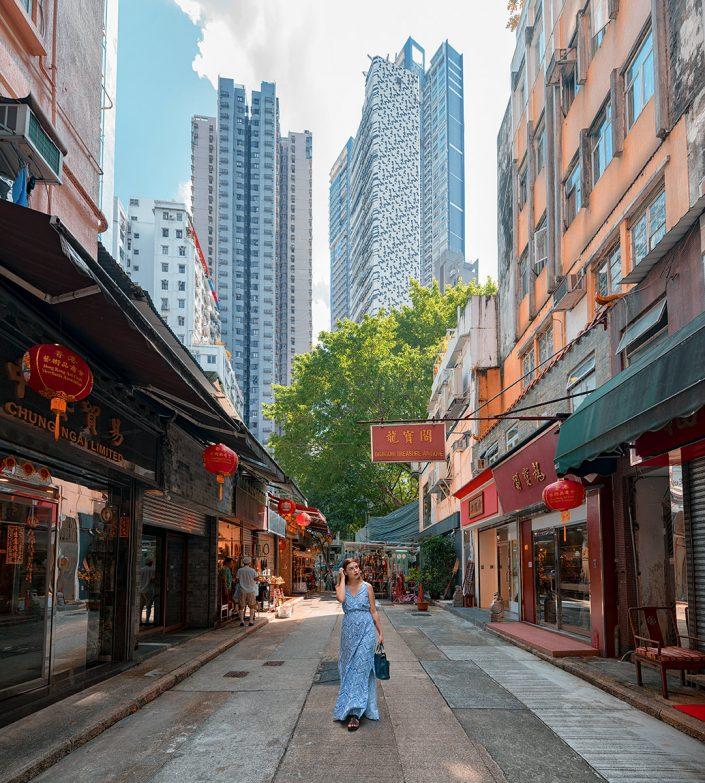 Old Town Central Hong Kong