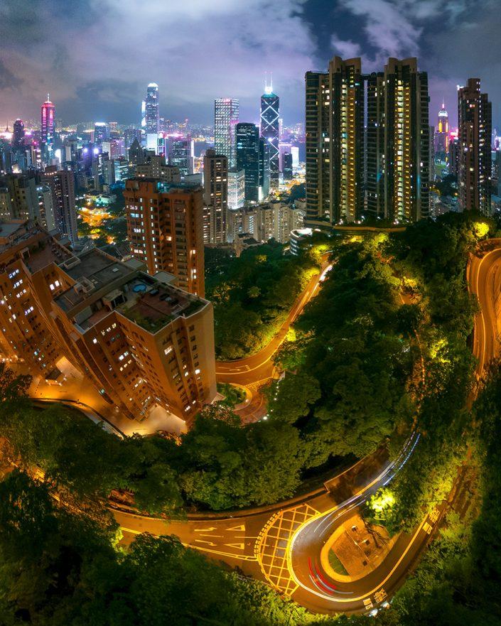 GoPro Skyline Hong Kong
