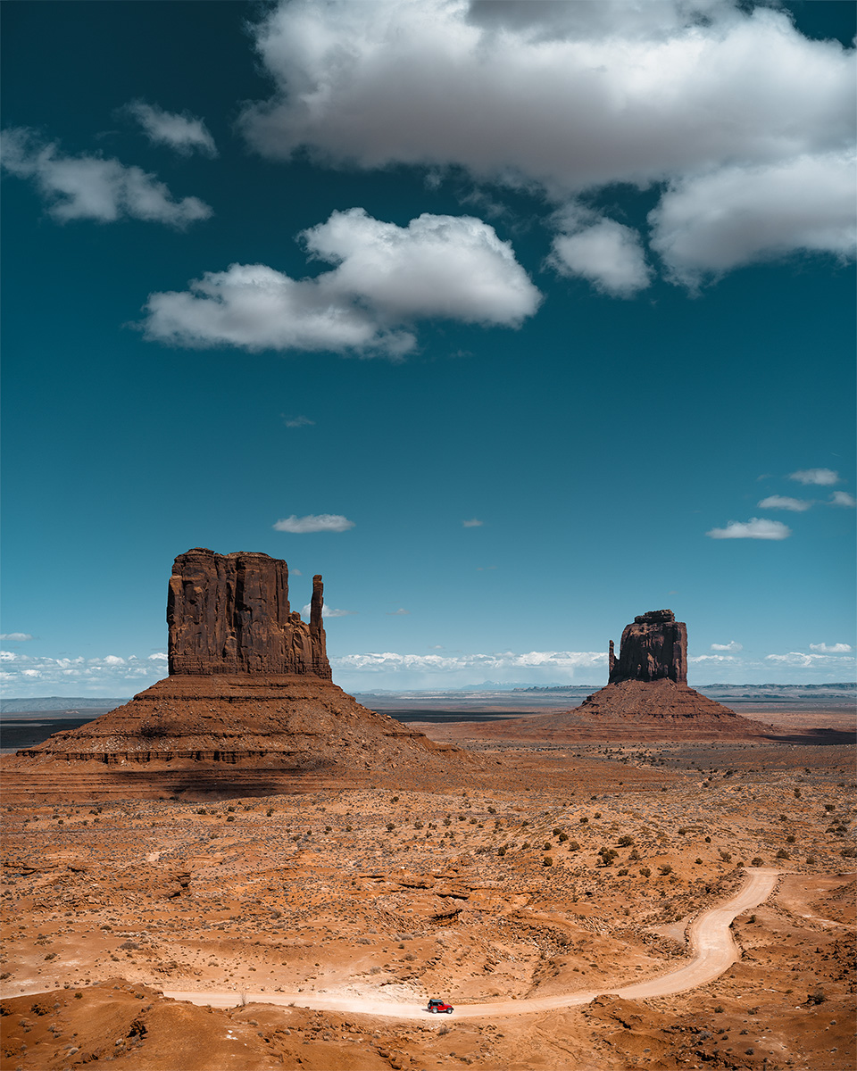 Monument Valley, AZ, USA
